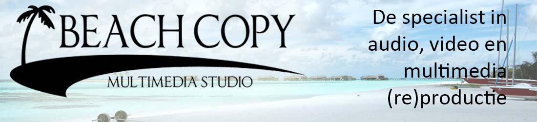 beach copy logo